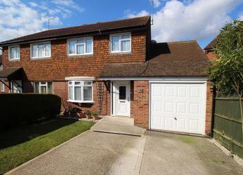 Thumbnail 4 bedroom semi-detached house to rent in Devonshire Gardens, Tilehurst, Reading