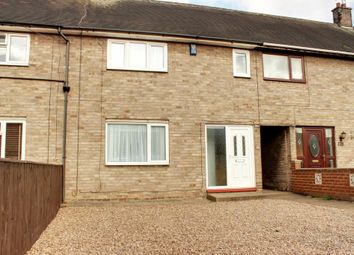 Thumbnail 2 bed terraced house to rent in Hanley Road, Hull