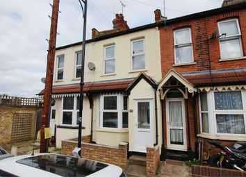 Thumbnail 2 bed terraced house for sale in Station Avenue, Attention Time Buyers!, Southend-On-Sea, Essex