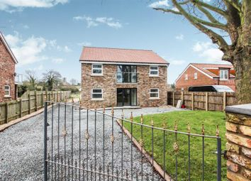 Thumbnail 4 bed property for sale in Long Street, Rudston, Driffield