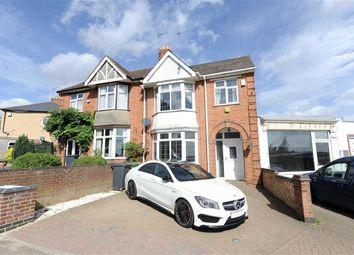 Thumbnail 3 bed semi-detached house for sale in Elsden Road, Wellingborough