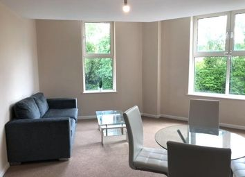Thumbnail 1 bed flat to rent in Brindley Road, Manchester