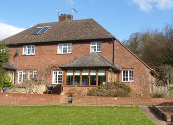 Thumbnail 3 bed semi-detached house for sale in Crossways, How Caple, Hereford