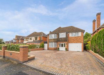 Thumbnail 5 bed detached house for sale in Yew Tree Lane, Solihull