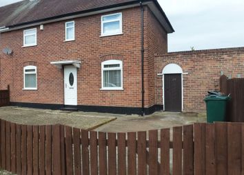 Thumbnail 3 bedroom semi-detached house to rent in Durham Road, Blacon, Chester