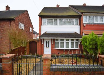Thumbnail 2 bed semi-detached house for sale in Arbourfield Drive, Stoke-On-Trent