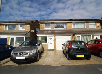 Thumbnail 3 bed semi-detached house to rent in Heversham Avenue, Fulwood, Preston