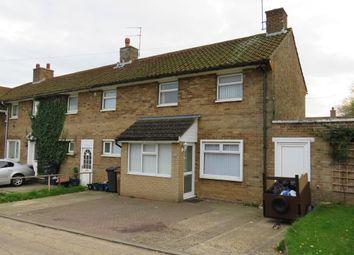 Thumbnail 3 bedroom end terrace house for sale in Church Green, Kings Heath, Northampton