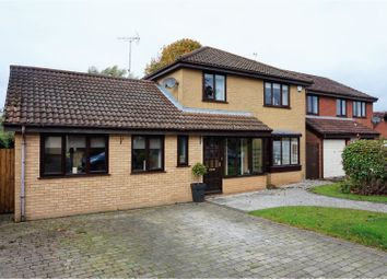 Thumbnail 4 bed detached house for sale in Church View, Stafford