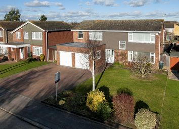Thumbnail 5 bed detached house for sale in Helding Close, Broomfield, Herne Bay, Kent