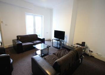 Thumbnail 5 bed terraced house to rent in Cyfarthfa Street, Roath, Cardiff