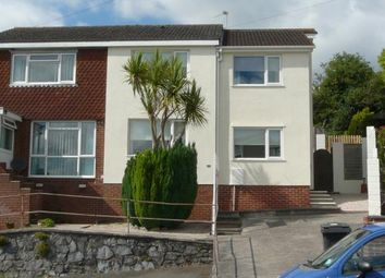 Thumbnail 4 bed end terrace house for sale in Paignton, Devon