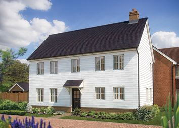 "Thumbnail 4 bed detached house for sale in ""The Montpellier"" at Mill Bank, Headcorn, Ashford"