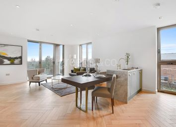 Thumbnail 1 bedroom flat for sale in West Hampstead Square, West Hampstead, London