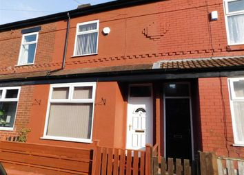 Thumbnail 2 bed terraced house for sale in Kingsmill Avenue, Levenshulme, Manchester