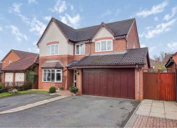 Thumbnail 4 bed detached house for sale in Chancery Park, Telford