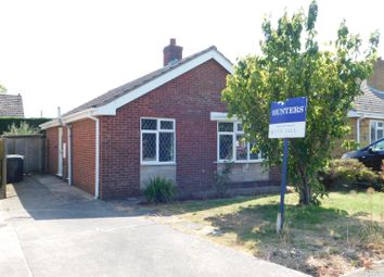Thumbnail 2 bed detached bungalow for sale in Goodwin Drive, Hogsthorpe, Skegness
