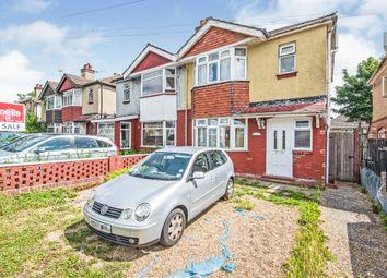 Primrose Road, Southampton SO16. 4 bed semi-detached house