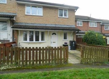 Thumbnail 2 bedroom terraced house to rent in Hylder Close, Swindon