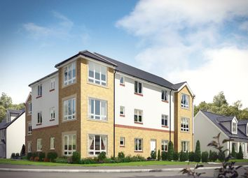 "Thumbnail 1 bedroom flat for sale in ""The Semple"" at Barrangary Road, Bishopton"