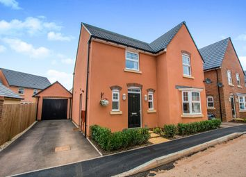 Thumbnail 4 bed detached house for sale in Mid Summer Way, Monmouth