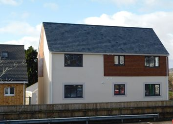 Thumbnail 2 bed flat to rent in Mitchell Gardens, Axminster
