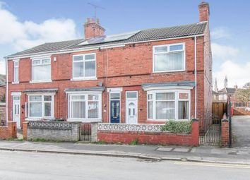 Thumbnail 3 bed end terrace house for sale in Hamilton Road, Maltby, Rotherham
