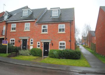 Thumbnail 3 bed town house to rent in Patenall Way, Higham Ferrers