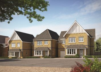Thumbnail 3 bedroom detached house for sale in Oxford Road, Purley-On-Thames