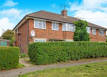 Thumbnail 2 bedroom maisonette for sale in Sanders Close, London Colney, St. Albans