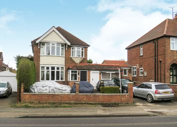 Thumbnail 3 bedroom detached house for sale in Manor Road, Bletchley, Milton Keynes