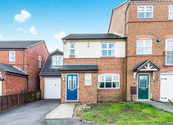 Thumbnail 3 bed terraced house for sale in Bradley Road, Donnington, Telford