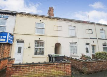 Thumbnail 3 bed terraced house for sale in Washbrook Road, Rushden
