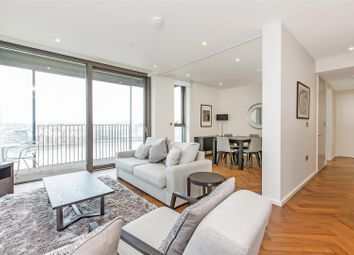 Thumbnail 3 bed flat for sale in Embassy Gardens, 5 New Union Square, Nine Elms, London