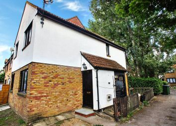 Thumbnail 2 bed maisonette for sale in Bertrand Way, Thamesmead, London