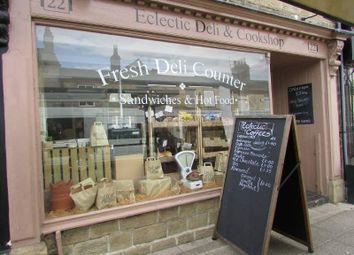 Thumbnail Restaurant/cafe for sale in Bolton Street, Ramsbottom, Bury