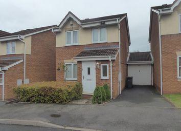 Thumbnail 3 bed detached house for sale in Little Meadow Croft, Northfield, Birmingham