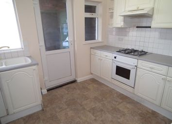 Thumbnail 2 bed flat to rent in Bowling Green Avenue, Kettering