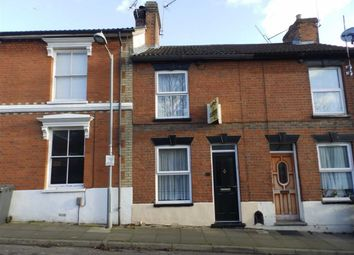 Thumbnail 2 bedroom terraced house for sale in Newson Street, Ipswich, Suffolk