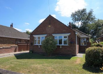 Thumbnail 2 bed detached bungalow for sale in Chapel Road, Tetney, Grimsby