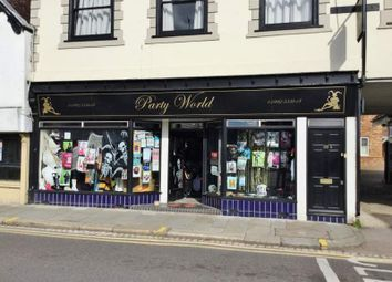 Thumbnail Retail premises for sale in 20 St Andrew Street, Hertford