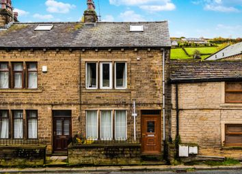 Thumbnail 2 bed cottage for sale in Woodhead Road, Holmfirth