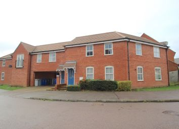 2 bed flat to rent in Long Breech, Kettering, Northamptonshire NN14