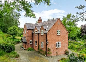 Thumbnail 3 bed detached house for sale in Lingen, Bucknell, Shropshire