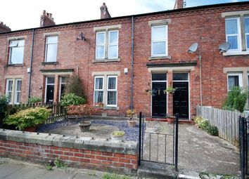 Thumbnail 2 bed flat for sale in Olympia Gardens, Morpeth