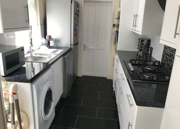Thumbnail 2 bed terraced house to rent in Shirley Road, Luton