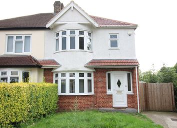 Thumbnail 3 bed semi-detached house to rent in Camborne Road, Welling