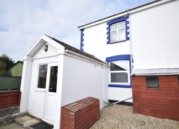 Thumbnail 2 bed cottage to rent in Fore Street, Hartland, Devon