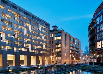 Thumbnail Studio to rent in Grosvenor Waterside, Moore House, London