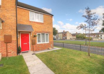 Thumbnail 2 bed semi-detached house for sale in Stephenson Court, Shildon